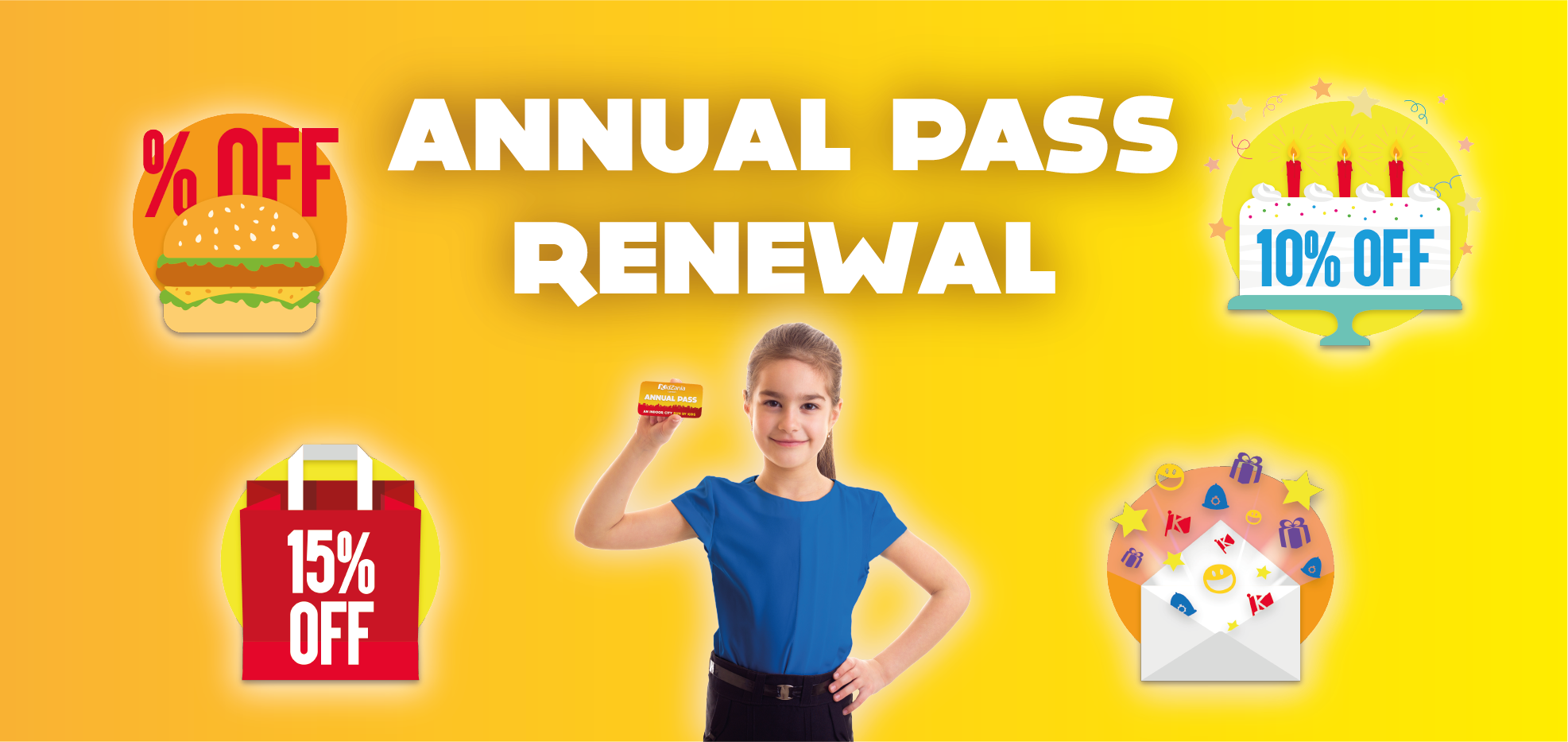Annual Pass Renewal