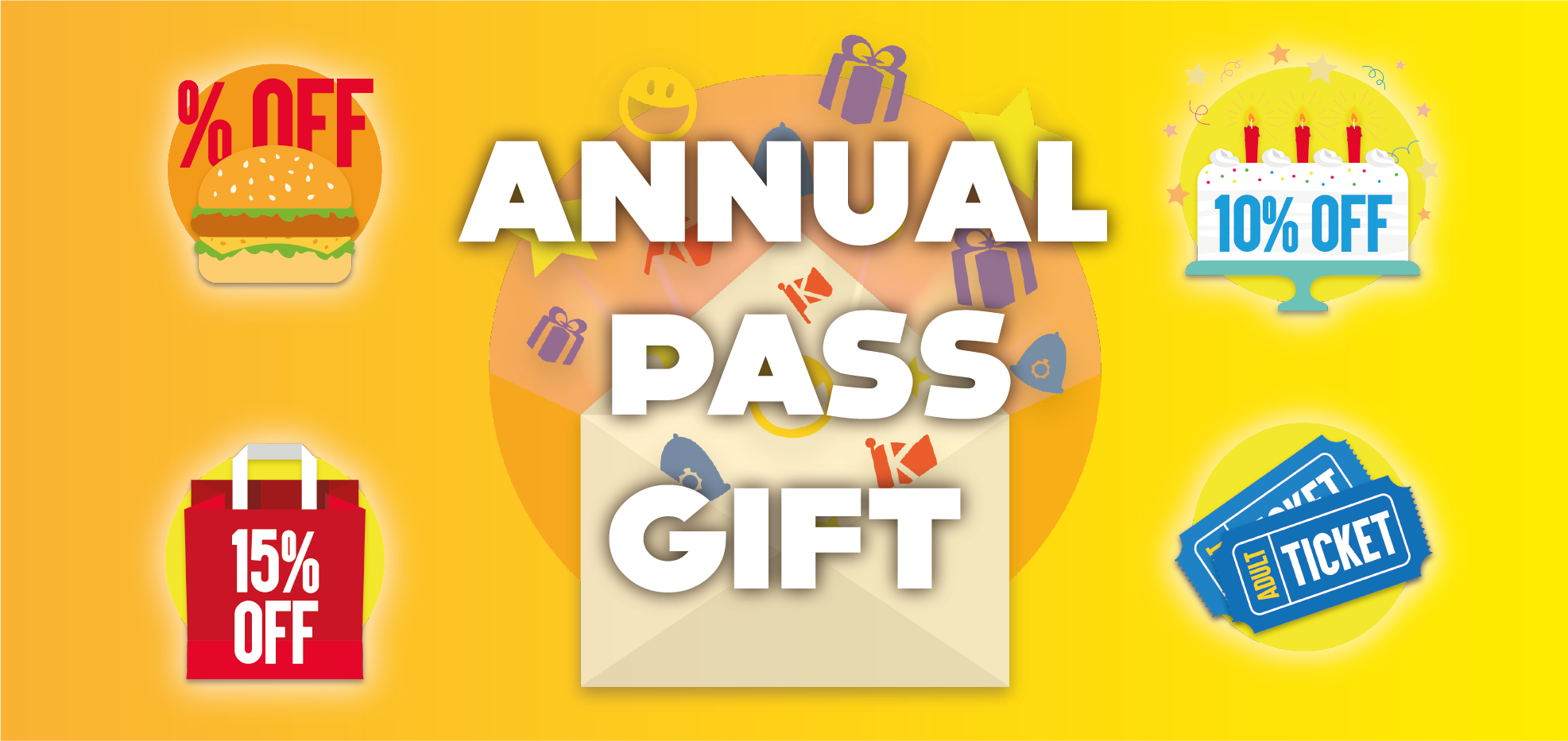 Annual Pass Gift