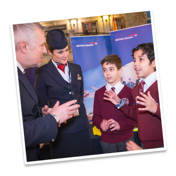 Business & Careers Festival - Thursday 11th - Saturday 13th October 2018!
