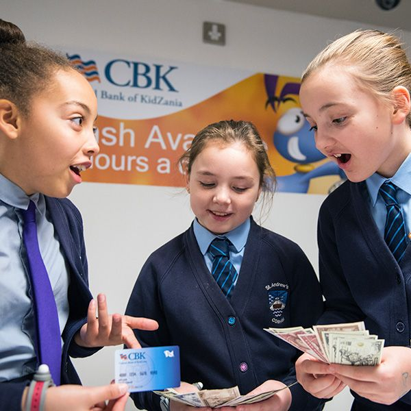How KidZania Champions Mathematics