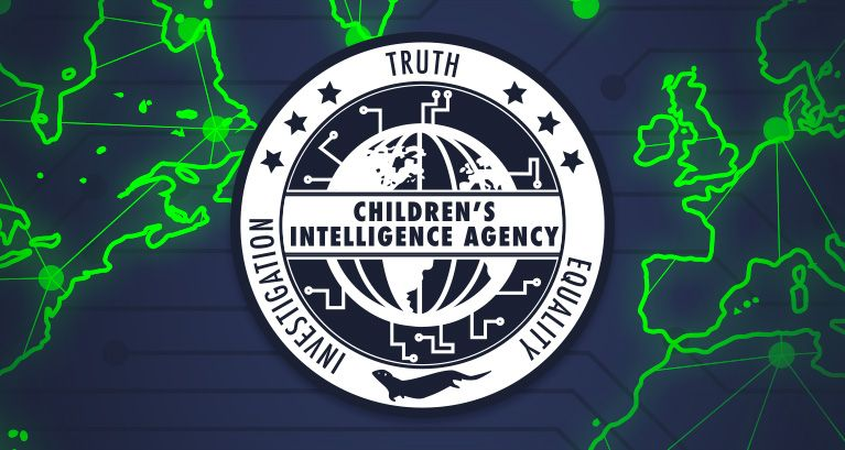 NEW (top secret) activity: Children's Intelligence Agency