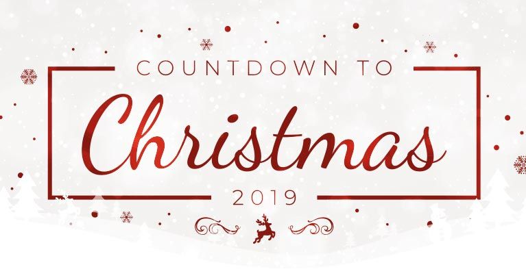 The Countdown to Christmas 2019
