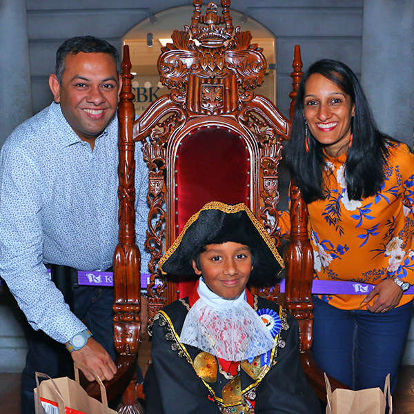 KidZania London Mayor's Birthday Blog!