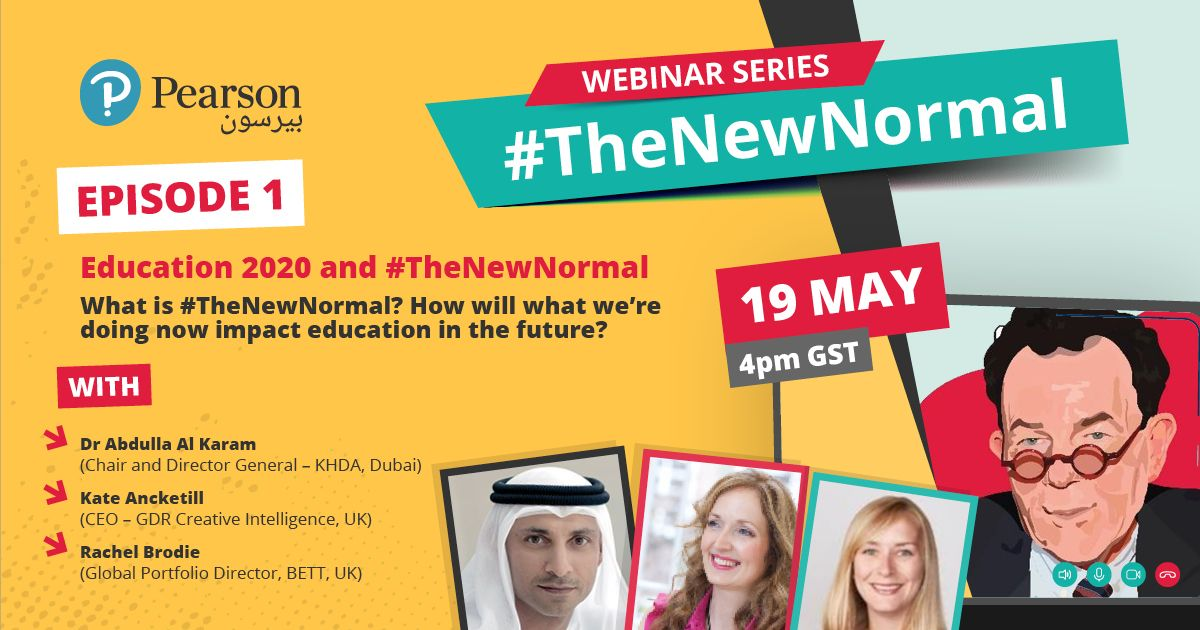 The New Normal Webinars