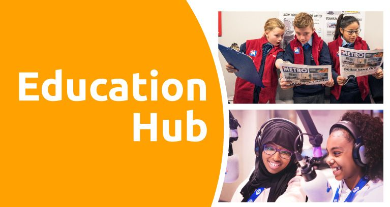 Check out our Education Hub!