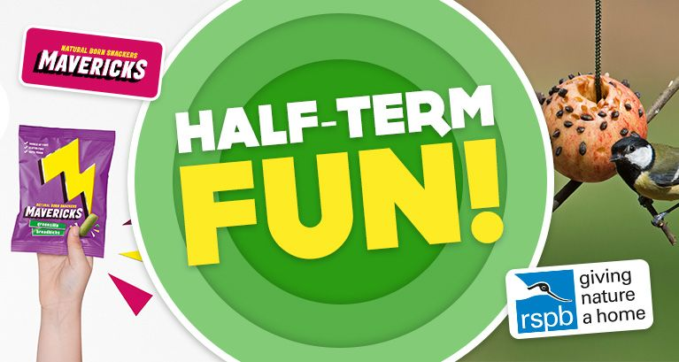 Countdown to February Half Term!