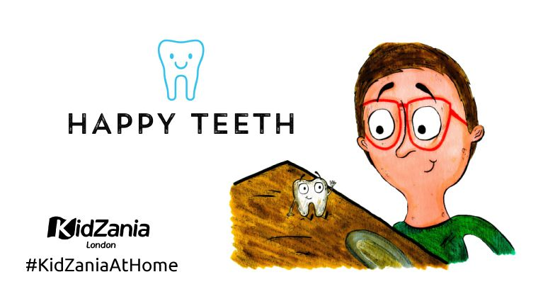 Happy Teeth Activity downloads