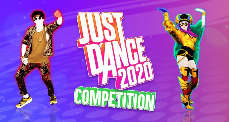 Just Dance 2020 Competition!