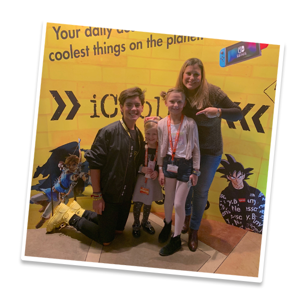 Meeting Jenk Oz, CEO of iCoolKid!