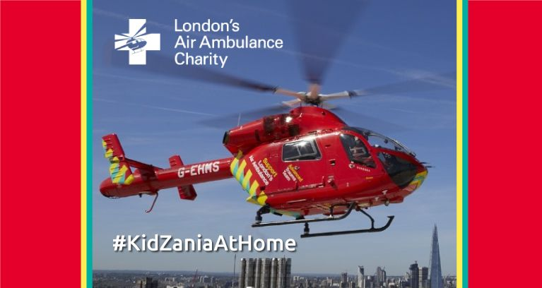 London's Air Ambulance HELIMED App