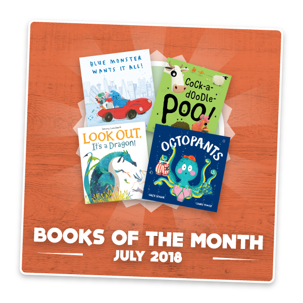 Book of the Month JULY