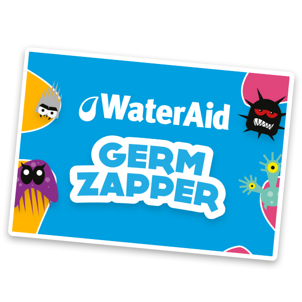 WaterAid Germ Zapper Bathroom in the RightZKeeper's Residence