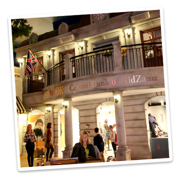Bring Learning to Life at KidZania London's Maths Celebration! - May 2019!