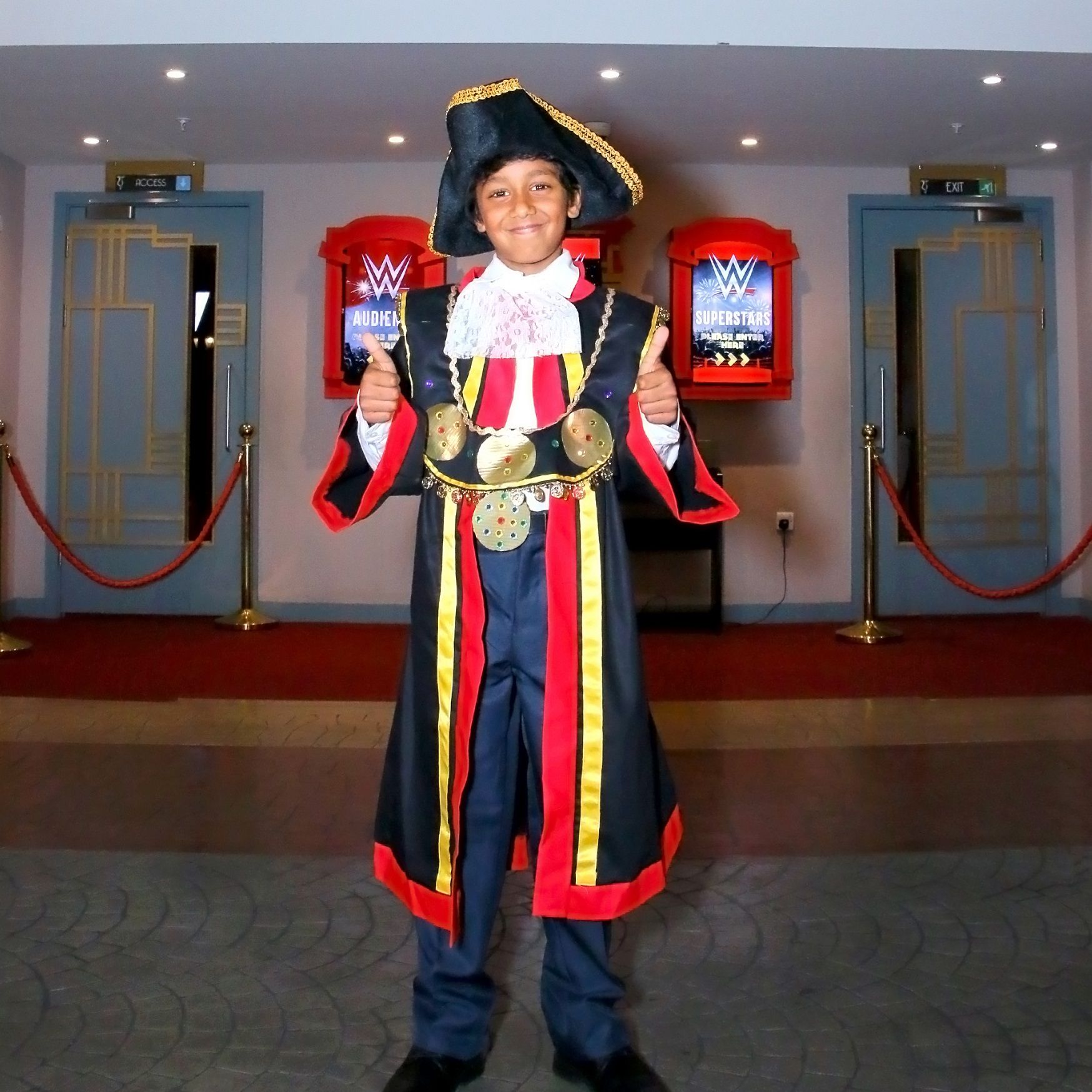 Say HELLO to KidZania's City Mayor!