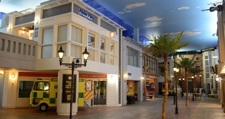 What is KidZania?