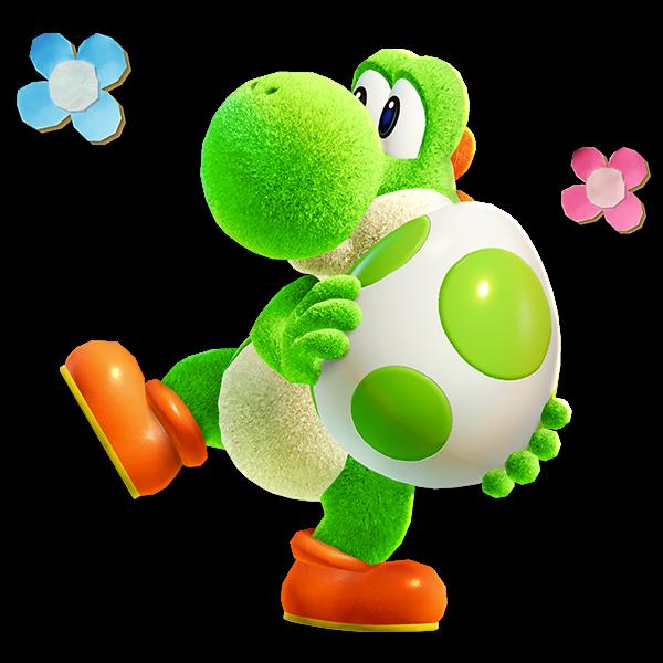 Eggs marks the spot! Yoshi's Easter Egg Hunt (8 April – 21 April)