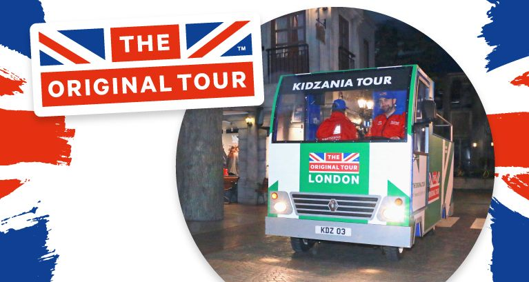 *NEW* All Aboard! Explore our fantastic new City Tour Bus in partnership with The Original Tour!