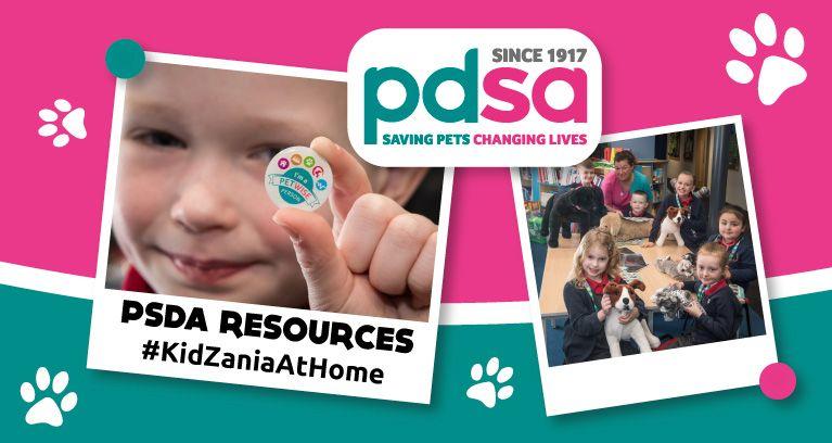 PDSA PetWise School Award