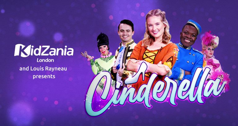 KidZania London's Pantomime online - NOW ONLY £10, LIMITED TIME ONLY!