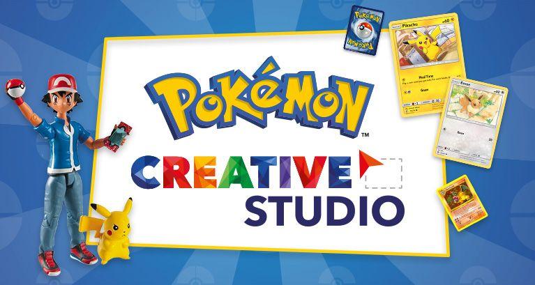 NEW: Pokémon Creative Studio