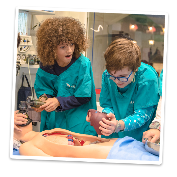 Celebrate Science Week at KidZania London on Wednesday 13th – Sunday 17th March 2019!