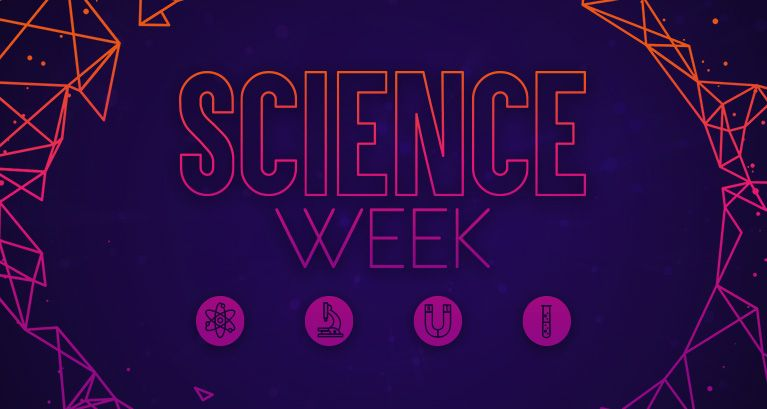 Celebrate Science Week on the 10th – 12th March