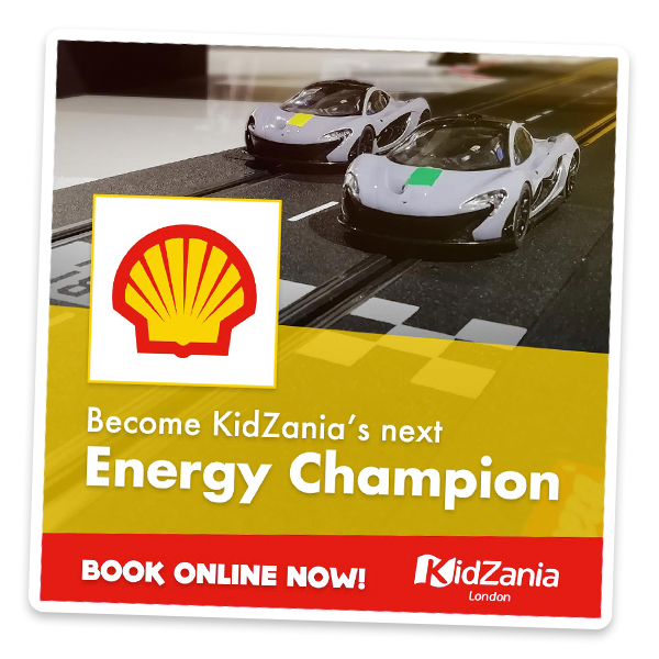 NEW ACTIVITY: Become an energy champion with Shell