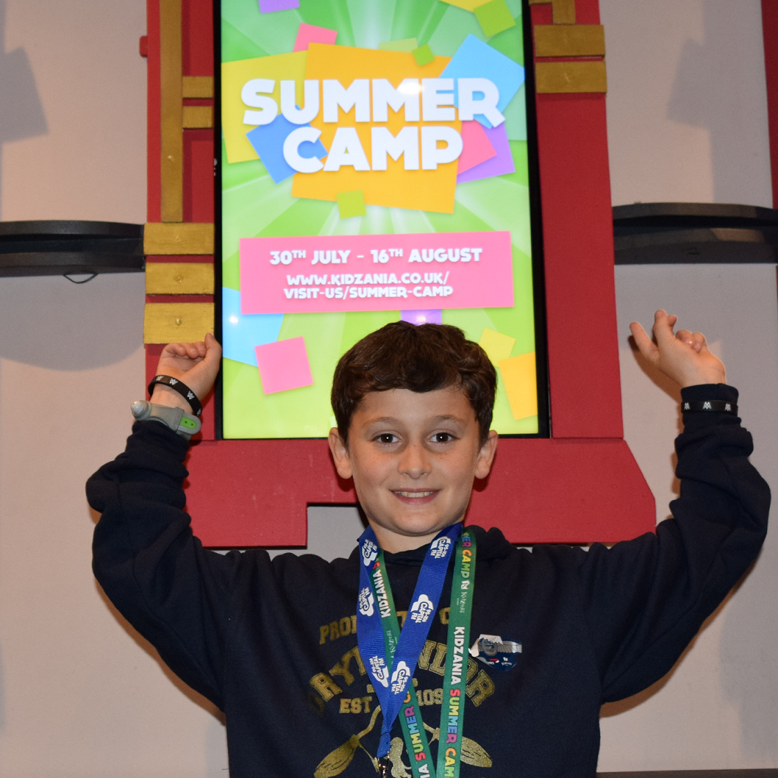 A Summer Camp like no other!