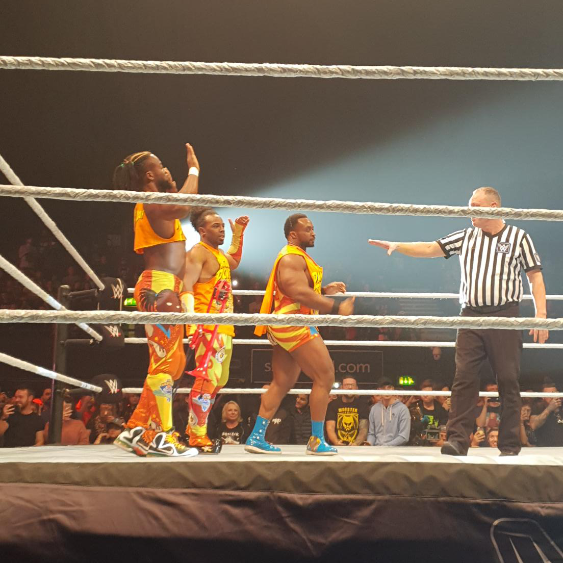 KidZania London Mayor goes to WWE Live!