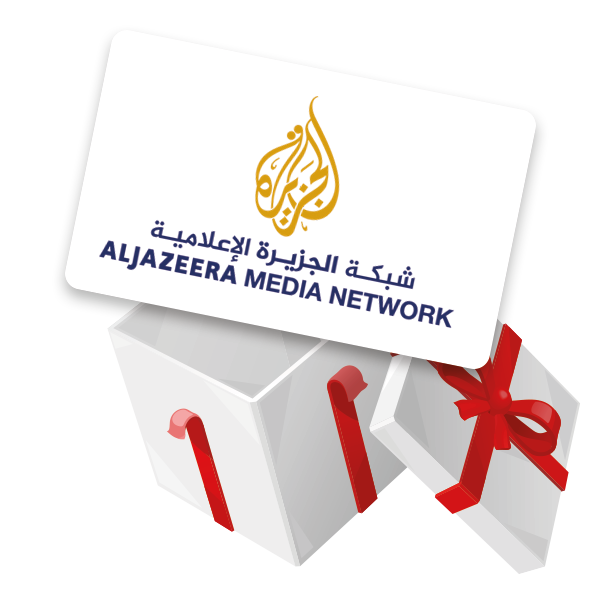 1 x Tour of the Al Jazeera Studios at the Shard for 30 pupils!