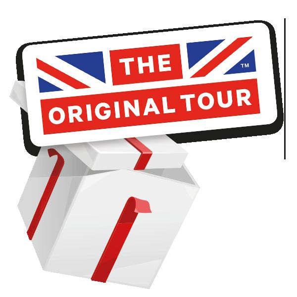 1 x The Original Tour Sightseeing Class Trip!