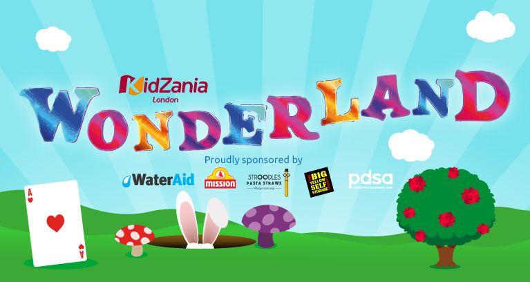 NEW - KidZania's Wonderland!