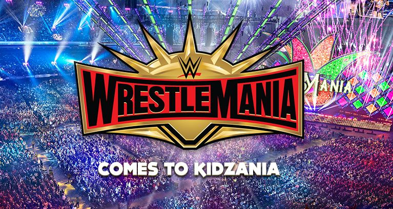 WWE Wrestlemania takeover
