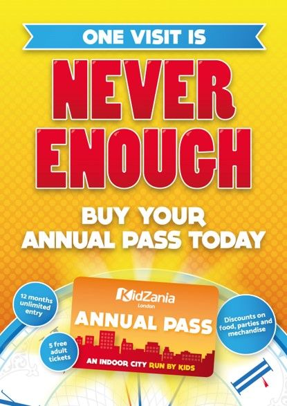 Book a visit using your Annual Pass